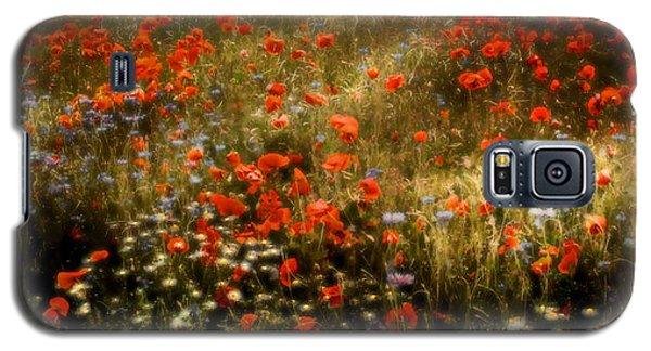 Field Of Wildflowers Galaxy S5 Case