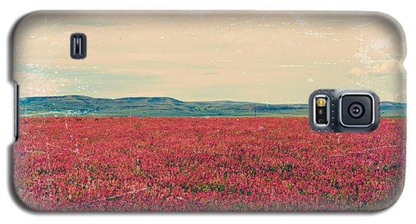 Fields Of Heaven Galaxy S5 Case