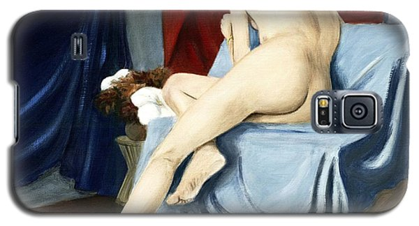 Fine Art Female Nude 2001 Galaxy S5 Case