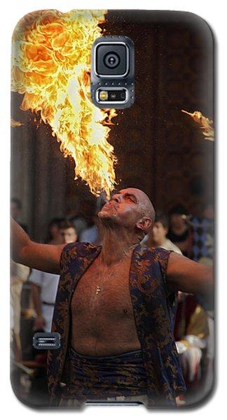 Fire Eater Galaxy S5 Case