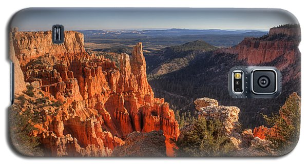 Fire In The Canyon Galaxy S5 Case