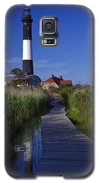 Fire Island Reflection Galaxy S5 Case