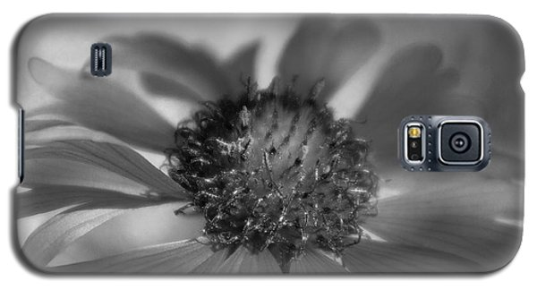 Galaxy S5 Case featuring the photograph Firewheel In Mono by Vicki Pelham