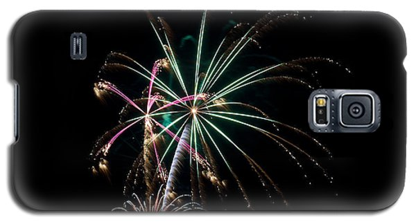 Galaxy S5 Case featuring the photograph Fireworks 11 by Mark Dodd