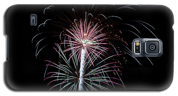 Galaxy S5 Case featuring the photograph Fireworks 13 by Mark Dodd