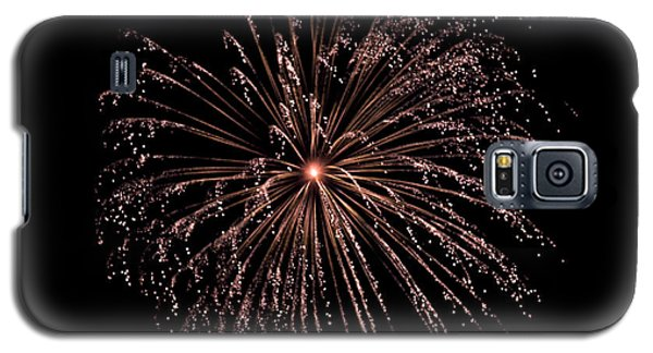 Galaxy S5 Case featuring the photograph Fireworks 3 by Mark Dodd
