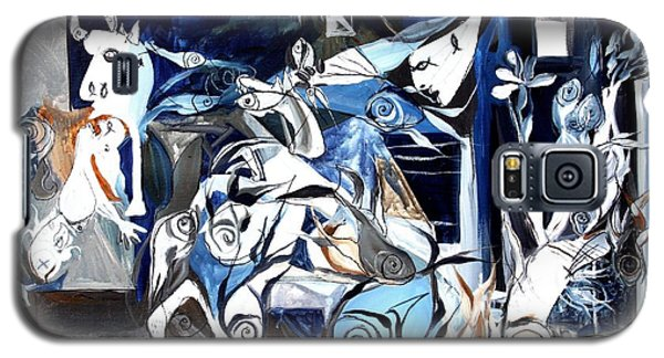 Fish Guernica Galaxy S5 Case