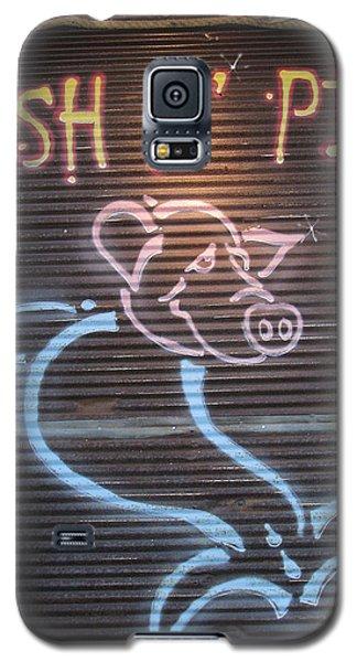 Fish N' Pig Galaxy S5 Case