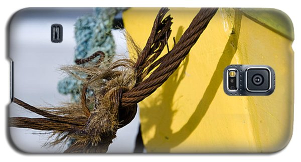Galaxy S5 Case featuring the photograph Fishermens' Knot by Agnieszka Kubica