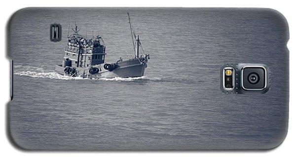 Fishing Vessel Galaxy S5 Case