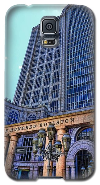 Five Hundred Boylston - Boston Architecture Galaxy S5 Case