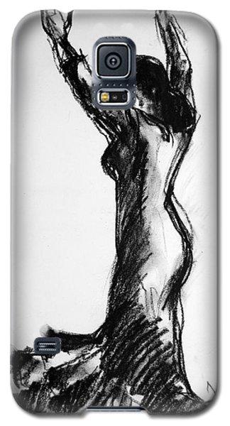 Flamenco Sketch 3 Galaxy S5 Case