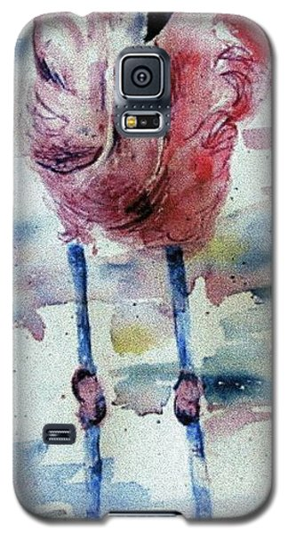Flamingo Mist Galaxy S5 Case