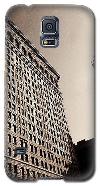 Flatiron Building - New York City Galaxy S5 Case