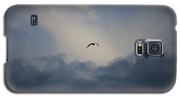 Galaxy S5 Case featuring the photograph Flight To Heaven by Penny Meyers