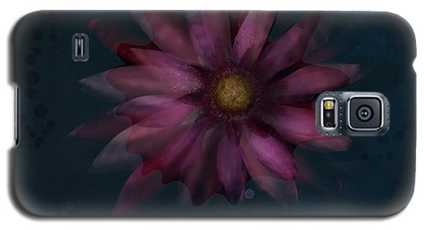 Floating Flower Galaxy S5 Case