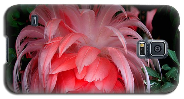 Galaxy S5 Case featuring the photograph Flora And Fauna Number Two by Lon Casler Bixby