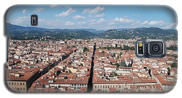 Florence From The Duomo Galaxy S5 Case by Dany Lison