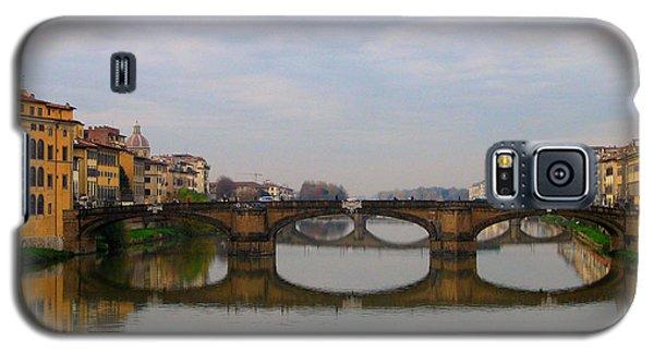 Florence Italy Bridge Galaxy S5 Case