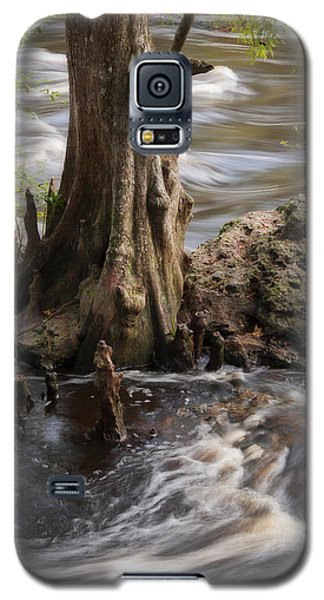 Galaxy S5 Case featuring the photograph Florida Rapids by Steven Sparks