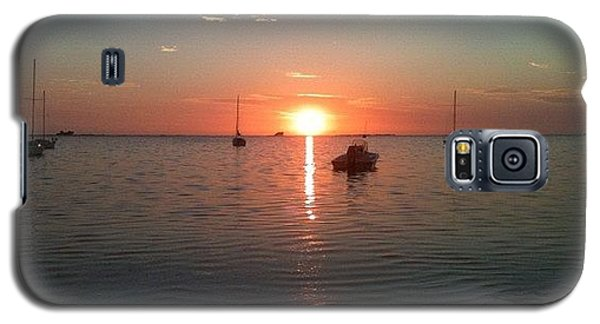 Sunset Galaxy S5 Case - Florida Sunset by Bill Cannon
