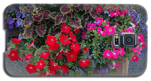 Galaxy S5 Case featuring the photograph Flower Box by Vilas Malankar