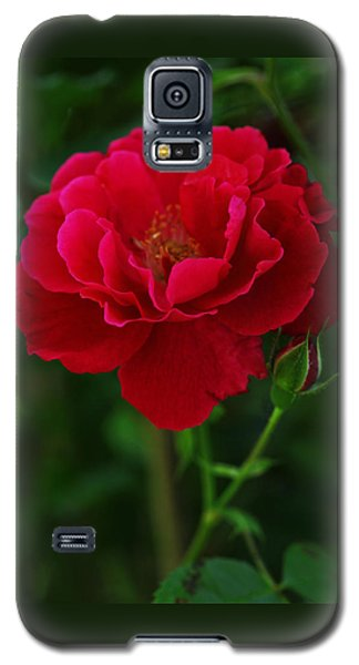Flower Of Love Galaxy S5 Case