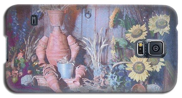Flowerpotman Galaxy S5 Case