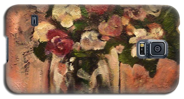 Flowers For Mom Galaxy S5 Case