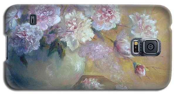 Flowers In June Galaxy S5 Case by Bonnie Goedecke
