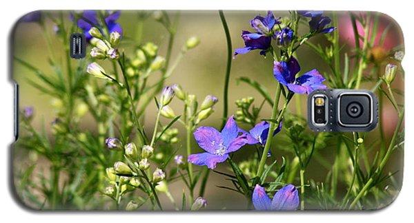Flowers Of Summer Galaxy S5 Case by Robin Regan