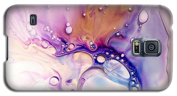Galaxy S5 Case featuring the photograph Fluidism Aspect 601 Photography by Robert Kernodle