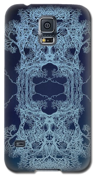 Fluidity Of Me Tree 17 Hybrid 2 Galaxy S5 Case
