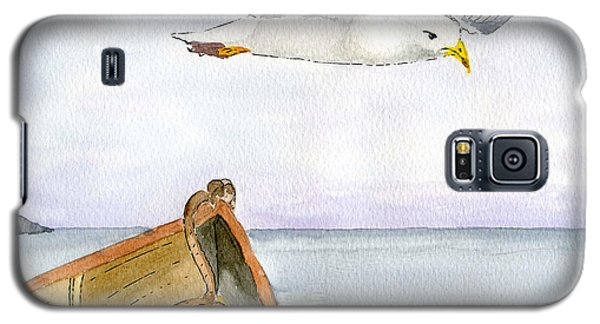 Flying Across Galaxy S5 Case