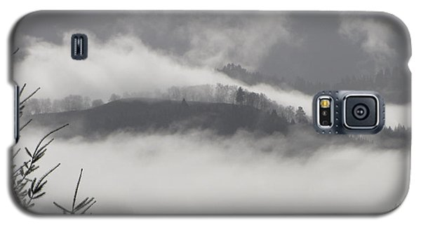 FOG Galaxy S5 Case by Katie Wing Vigil