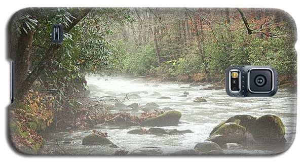 Fog On The River Galaxy S5 Case