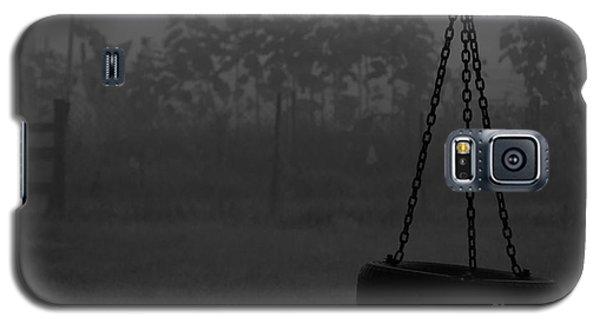 Foggy Playground Galaxy S5 Case by Cheryl Baxter
