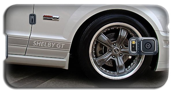 Galaxy S5 Case featuring the photograph Ford Shelby Gt by Nick Kloepping