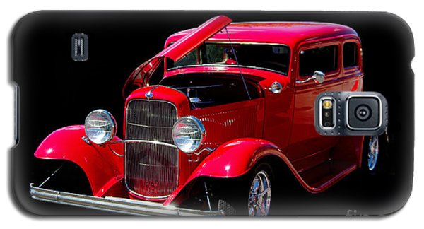 Ford Vicky 1932 Galaxy S5 Case by Vicki Pelham