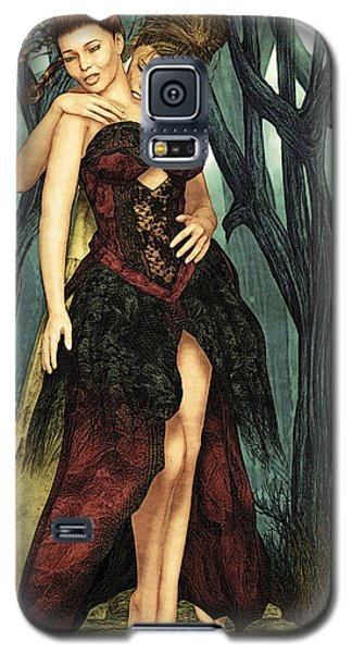 Forest Of Sighs Galaxy S5 Case