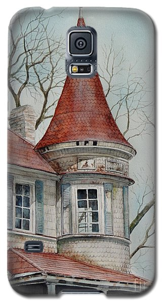 Forgotten Lady...sold Galaxy S5 Case