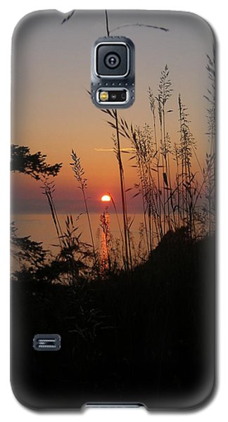 Fort Ebey Sunset Galaxy S5 Case