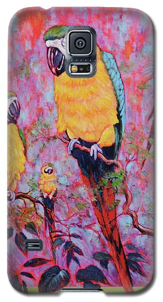 Captive Souls Dreaming Of Home Galaxy S5 Case by Charles Munn