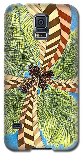 Four Palms Galaxy S5 Case