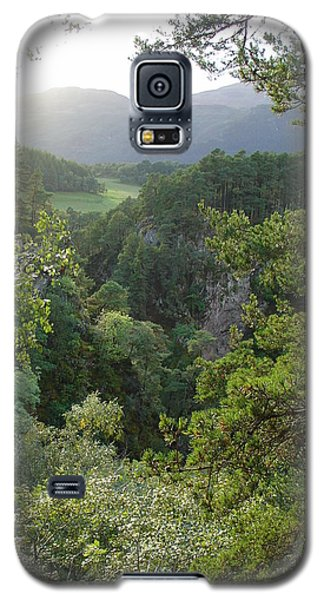 Foyers Valley Galaxy S5 Case