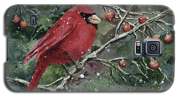 Franci's Cardinal Galaxy S5 Case