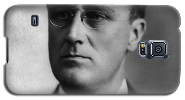 Galaxy S5 Case featuring the photograph Franklin Delano Roosevelt by International  Images