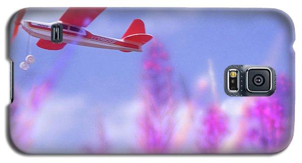 Free Flight Galaxy S5 Case by Richard Piper