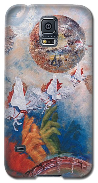 Freedom - The Beginning Of All Being Galaxy S5 Case