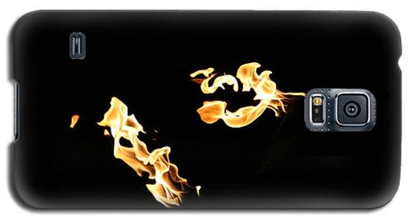 Freeze Fire 2 Galaxy S5 Case